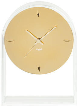 Kartell Air Du Temps Transparent/Gold