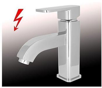 TSGPS Design Niederdruck Armatur Waschbecken Massiv Einhebel Chrom