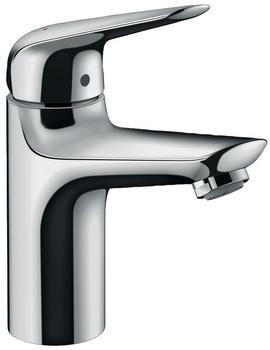 hansgrohe-waschtischmischer-novus-100-chrom-ohne-ablaufgarnitur-71031000