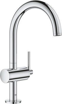 GROHE Atrio | Badarmatur - Einhand-Waschtischbatterie, DN 15 L-Size | chrom | 32042003