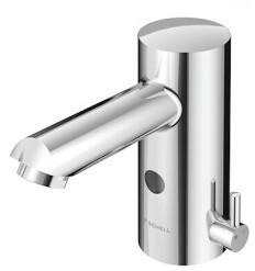 Schell Elektronische Waschtisch-Armatur MODUS E HD-M Mischwasser 9 V ( 4021163159141, 012760699 )