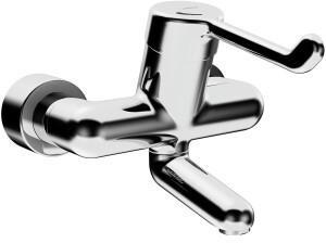 hansa-waschtisch-sicherheitsbatt-hansamedipro-0254-s-anschluesse-absperrbar-verchromt