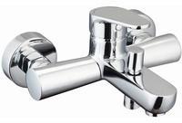 Harkers Badrmatur, Badewanne, Einhandmischer, Eco-Klick-Funktion, verchromt, Sola