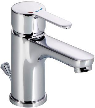 EISL NI075DISECOCR Waschtischarmatur Diziani, Waschbeckenarmatur mit Wassersparfunktion Eco-klick, Einhebelmischer, Chrom