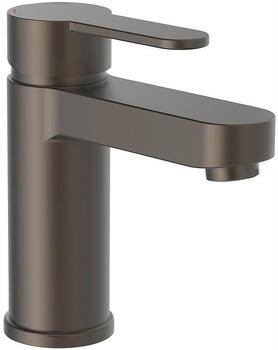 Schütte Elephant Einhebel-Waschtischarmatur 157mm mit Pop-Up-Ablauf graphit-matt (34212)