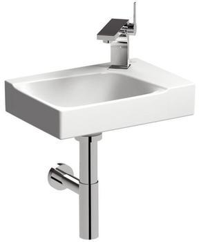 Keramag Xeno² Handwaschbecken 40 x 28 cm (mit Hahnloch rechts, ohne Überlauf, ohne KeraTect)