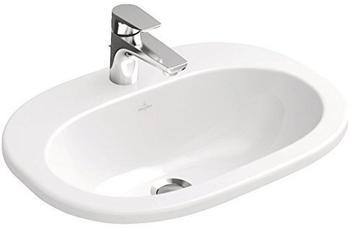 Villeroy & Boch O.NOVO 56x40,5cm und weiß (41615601)