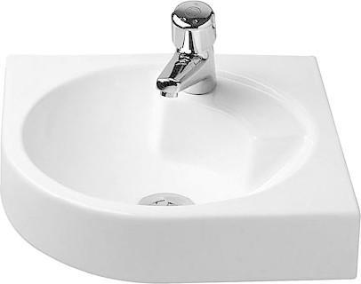 Duravit Architec 63,5 x 54 cm weiß alpin (0448450000)