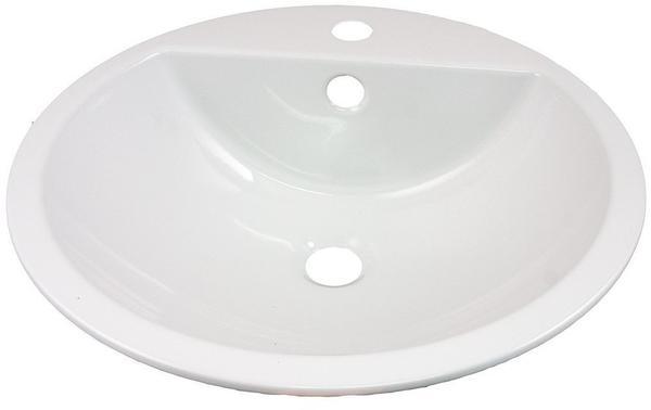 Alape EB.S Einbauwaschtisch Ø 45 cm
