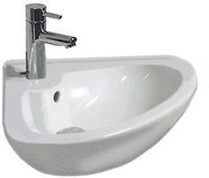 Duravit Duraplus Eck-Handwaschbecken Triberg 44 x 38 cm (79444)