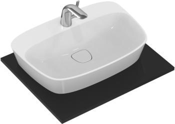 Ideal Standard Waschtisch-Schale Dea 62,5 x 43 cm (mit Hahnloch, ohne Überlauf, mit IdealPlus)