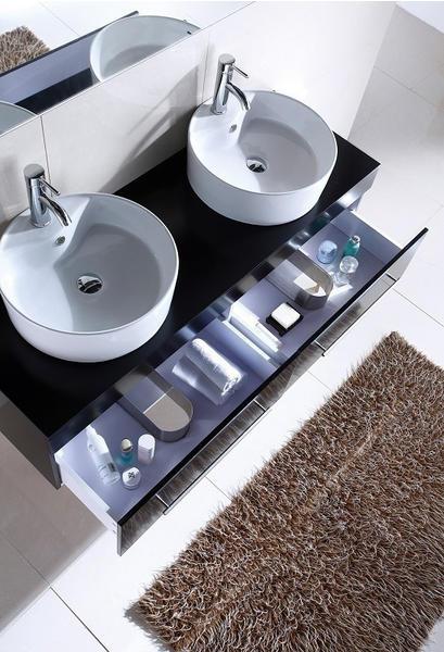 Waschbecken Novum 45 cm Durchmesser
