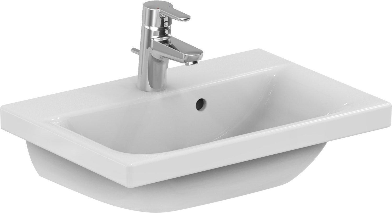 Ideal Standard Connect Space Waschtisch 55 cm (E1324MA): Tests und ...