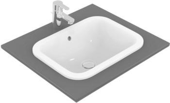 Ideal Standard Connect Einbauwaschtisch rechteckig 58 cm (E505901)