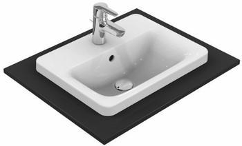 Ideal Standard Connect Einbauwaschtisch rechteckig 58 cm (E5044MA)