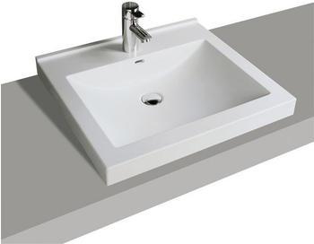 Keramag Futura Aufsatzwaschtisch 60 x 54 cm (404160)