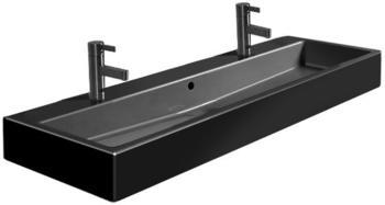 Duravit Vero 120x47cm schwarz (0454120824)