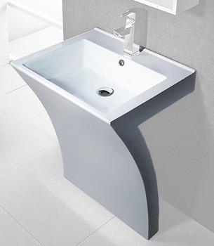 Cornat Design-Waschbecken Seven 55,5 x 49 cm