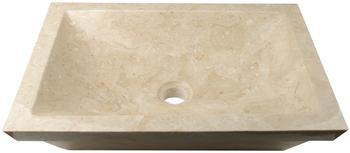 dilego Divero Aufsatzwaschtisch Bergamo 50 x 35 cm (HF55722)