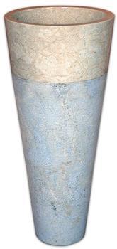 Divero Standwaschtisch Ø 40 cm (HF55752)