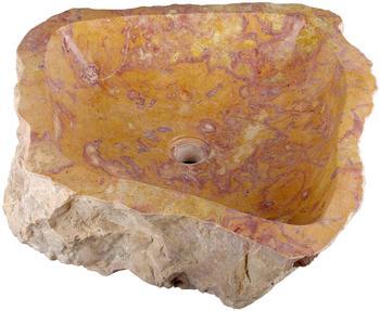 Dilego Steinwaschbecken 45 x 35 cm (HF55730)