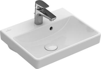 Villeroy & Boch AVENTO weiß CeramicPlus 45x37cm (735846R1)