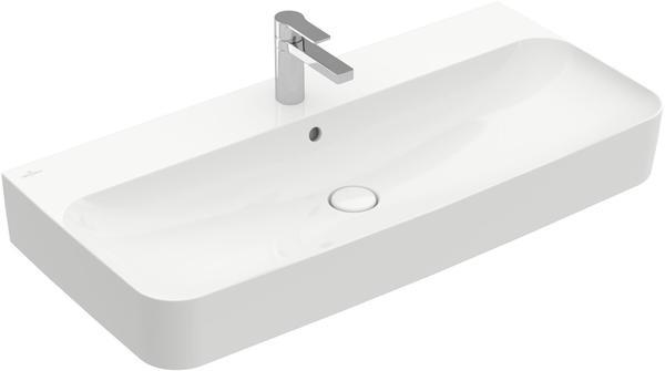 Villeroy & Boch Finion Waschtisch B: 100 T: 47 cm weiß, Alpin C+