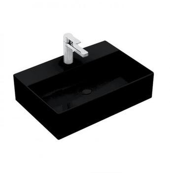 Villeroy & Boch Memento 2.0,60x42cm glossy black CeramicPlus und (4A0760S0)