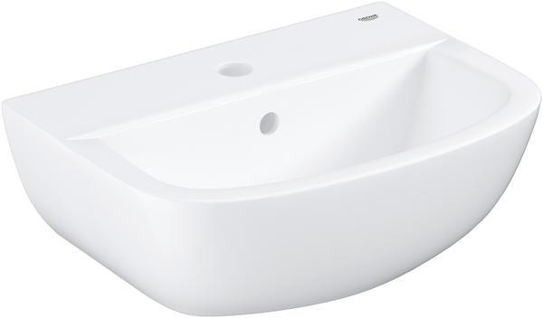 GROHE Bau Keramik Handwaschbecken 45cm alpinweiß (39424000)