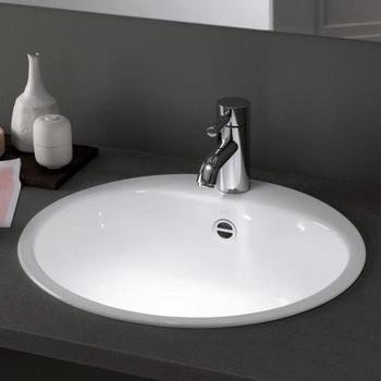 Alape EW3 47,5cm weiß mit Beschichtung (2005000400)