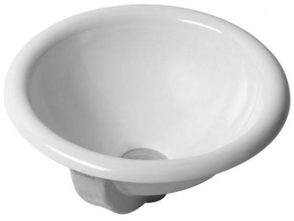 Duravit Architec Einbauwaschtisch 40 cm weiß, WonderGliss,