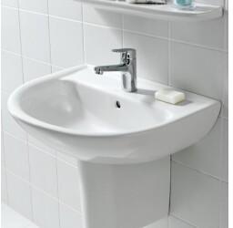 Laufen Waschtisch Pro B mittig 550x440 LCC weiß, 8109514001041