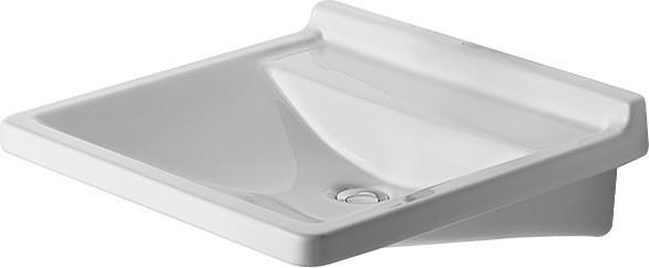 Duravit Vital Starck 3 weiß 60x54,5cm (3126000001)