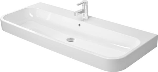 Duravit Happy D.2 120x50,5cm weiß WonderGliss (23181200301)