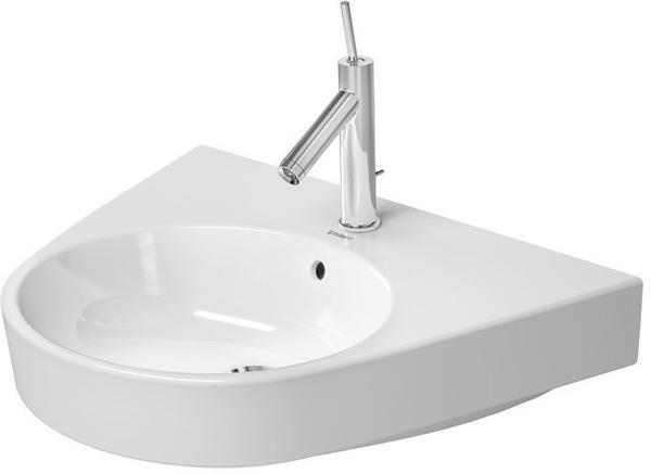 Duravit Starck 2 Waschtisch 65 cm, weiß,