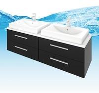 acquavapore-waschtisch-mit-waschbecken-unterschrank-city-201-160cm-esche-schwarz