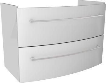 Fackelmann Lino Waschtisch-Unterschrank Farbe WeißWeiß Breite 85,5cm