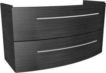 Fackelmann Lino Waschtisch-Unterschrank Dark OakDark Oak Breite 106,5cm