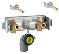 GROHE Rapid Pro Halterung (für Waschtisch), Standmontage, 39030000