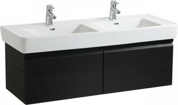 Laufen Pro a Waschtisch-Unterschrank H4830810954231 122x39x45cm, 2 Schubladen, wenge