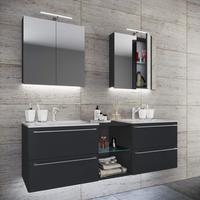 vcm-doppel-waschplatz-waschtisch-waschbecken-unterschrank-badinos-xl-xxl-b-155cm-spiegelschrank-schwarz