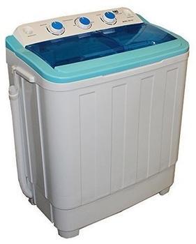 D&S Mini-Waschmaschine himmelblau