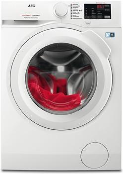AEG L6FB50489 Waschmaschine 8kg 1400 U/min A+++ Frontlader Aqua Control System (Weiß) (Versandkostenfrei)
