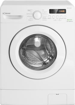 Bomann WA 5722 Waschmaschine 7 kg, 1400 null, A+++, A+++