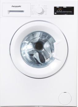 Hanseatic Waschmaschine HWM614A3, 6 kg, 1400 U/Min weiß