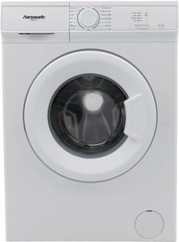 Hanseatic Waschmaschine, 6 kg, 1000 U/Min weiß