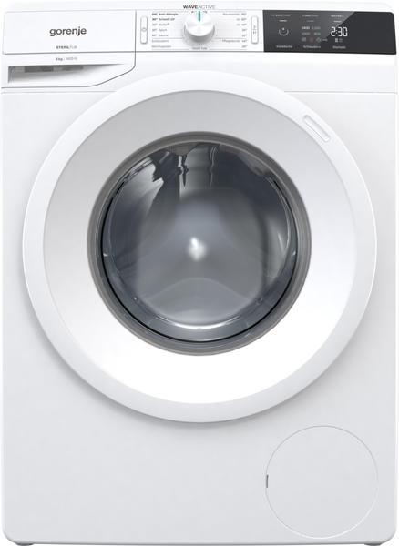 Gorenje WE843P Waschmaschine 8kg 1400U/min A+++ Frontlader 16 Programme AquaStop weiß (Versandkostenfrei)