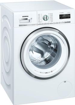 Siemens WM14W4C2 Waschmaschine 8kg 1400 U/min A+++ Frontlader Aquastop weiß (Versandkostenfrei)