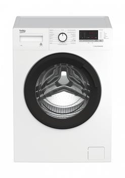 Beko Waschmaschine, 8 kg, 1400 U/Min weiß