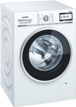 Siemens WM4YH748 Stand-Waschmaschine-Frontlader weißA+++